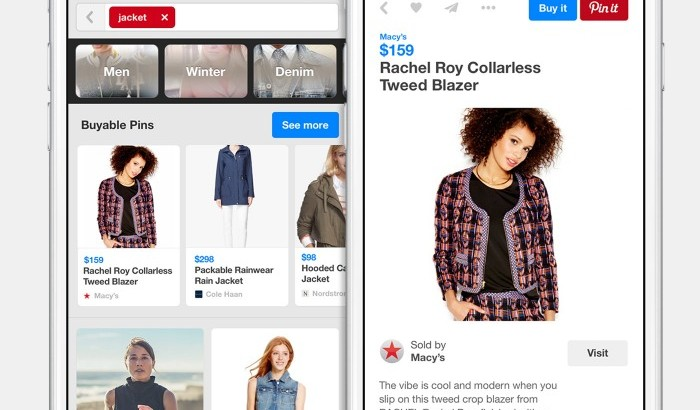 Pinterest marketing make easier to sell products on Pinterest for store owners